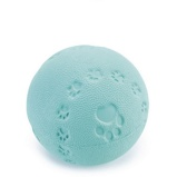 Imagem deBeeztees Ball Rubber with a Squeaker Mint 7,5cm