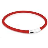 Imagem deBeeztees Collar Dogini with USB Red 70cmx10mm
