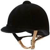 ObrázekCharles Owen Safety Cap Hampton Black 53cm