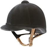 ObrázekCharles Owen Safety Cap Hampton Elephant Grey 55 cm
