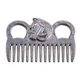 Imagem deAgradi Tail Brush Aluminium with Horse Head
