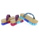 Image ofHippo Tonic Soft Brush Magnet Brush 2 Colours Blue/Pink