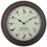 Image ofEsschert Clock birdsounds