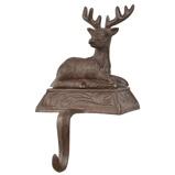Image ofEsschert Stocking Hanger Deer