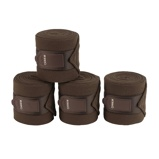 Image ofEskadron Bandages Fleece Classic Sports Brown Full