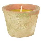 ObrázekEsschert Citronella Candle Aged Teracotta