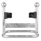 Image ofEsschert Galvanized Shoe Scraper & Brush S
