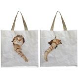 Image ofEsschert Shopping Bag Cat