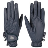 Image ofHarrys Horse Gloves TopGrip Navy XS