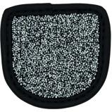 ObrázekHaukeschmidt Replacable Fasteners Magic Tack Black Fabrics 0