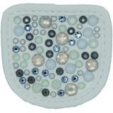 ObrázekHaukeschmidt Replacable Fasteners Magic Tack White Glamor 0