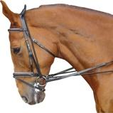 Afbeelding vanHarry's Horse Halsverlenger Elastisch Zwart