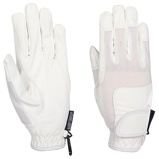 Image ofHarrys Horse Gloves TopGrip Mesh White L
