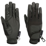 Image ofHarrys Horse Gloves TopGrip Mesh Black M