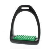 Bild avCompositi Stirrups Reflex Green Adult