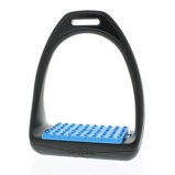Bild avCompositi Stirrups Reflex Lightblue Adult