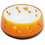 Abbildung vonAll For Paws Bowl Puppy Love Orange L 900ml