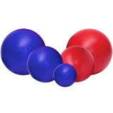 ObrázekJolly Ball Push n Play Red 35cm