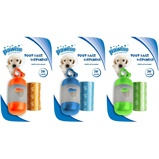 Bild avPawise Poop Bags Dispenser with Refill 2x20pcs.