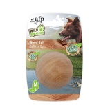 Billede afAll For Paws Ball Wild and Nature Maracas Wood M