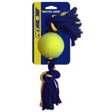Image deAgradi Corde en Coton Medium 2 knot with Tuff Ball 6cm