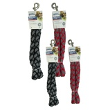 Abbildung vonAgradi Dog Reflective Leash Black 1,5x Schwarz 120cm