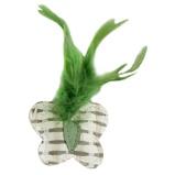 Abbildung vonAgradi Cat Paper Toy Butterfly