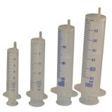 Image ofAgradi Disposable syringe 2 piece Luer 2/3ml