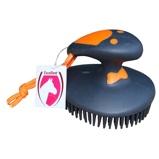 Imagem deExcellent Rubber Stud Brush Fun Orange/Black