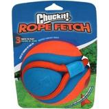 Afbeelding vanChuckit Rope Fetch Oranje/Blauw