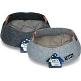 Bild avLet's Relaxing Basket Cat Grey