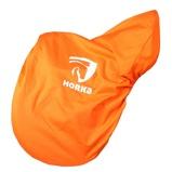 Abbildung vonHorka Sattelüberzug mit Logo Orange