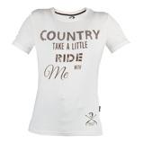 ObrázekHorka T shirt Minka Ecru S