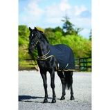 ObrázekRambo by Horseware Rambo Softshell Walker Black/gold M