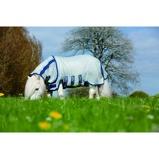 ObrázekAmigo by Horseware Amigo Petite Bug Rug Silver 60/90