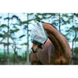 Abbildung vonAmigo Fly Mask Silber Dunkel Grau Cob