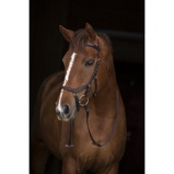 Afbeelding vanRambo Micklem Competition Bridle bruin FULL