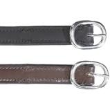 Image ofKavalkade Spur straps Leather Black