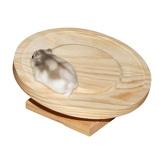 Abbildung vonKerbl Hamsterlaufteller aus Holz 20cm