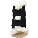 Image ofKentucky Turnout Boots Air Front Legs Black