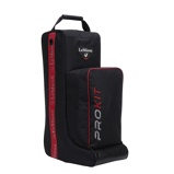 Image ofLeMieux Boot Bag Black/Red