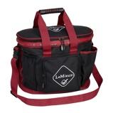 Image ofLeMieux Grooming Bag Black/Red