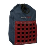 Image ofLeMieux Hay Bag Navy Red