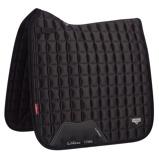 ObrázekLeMieux Dressage Saddle Cloth Loire Classic Satin Sq Black L