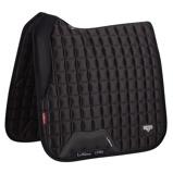 ObrázekLeMieux Dressage Saddle Cloth Loire Memory Satin Sq Black L