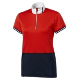 ObrázekMH Competition Shirt Brilliant Event Top Intense Red L
