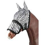 ObrázekPfiff Fly Mask Zebra Black White Cob