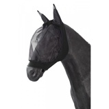ObrázekPfiff Fly Mask Black Cob