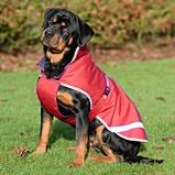 Abbildung vonBucas Freedom Dog Rug Chilli Red 30cm