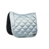 ObrázekWeatherbeeta Saddle Pad Regal Luxe Dressage Earl Grey Full
